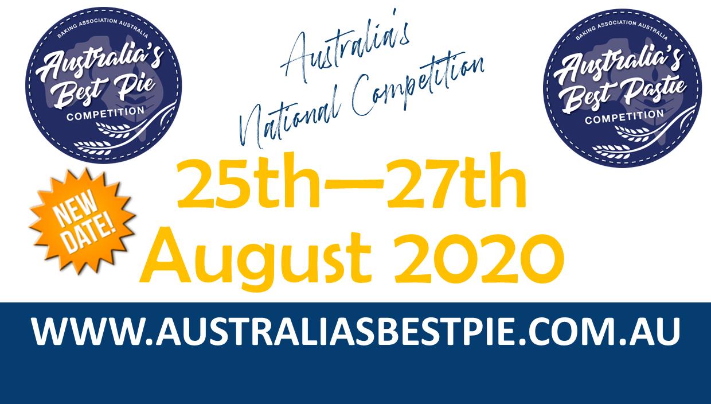 25th – 27th August 2020